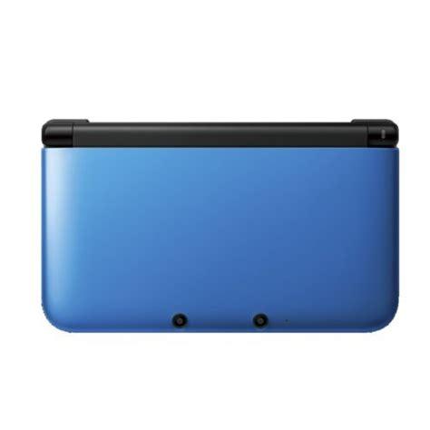 Nintendo 3ds Xl Konsole Blau Schwarz De