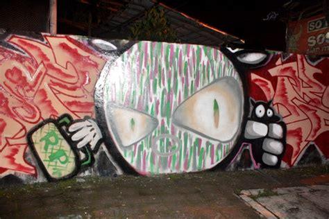 vanz bandung graffiti corruption kill halal  sidra
