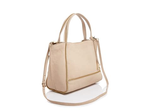 Botkier Pocket Bag by Lyst Botkier Soho Bite Size Tote In Pink