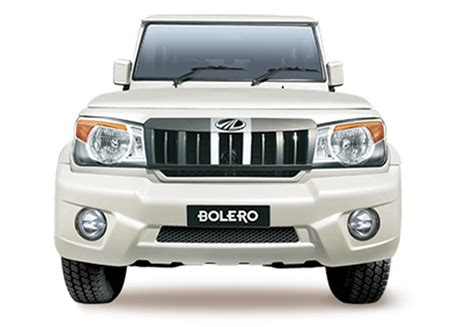 Bolero Import 1 mahindra bolero sub 4m suv launch in august 2016
