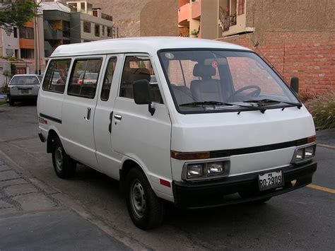 Nissan Vanette Ironhide Image 12