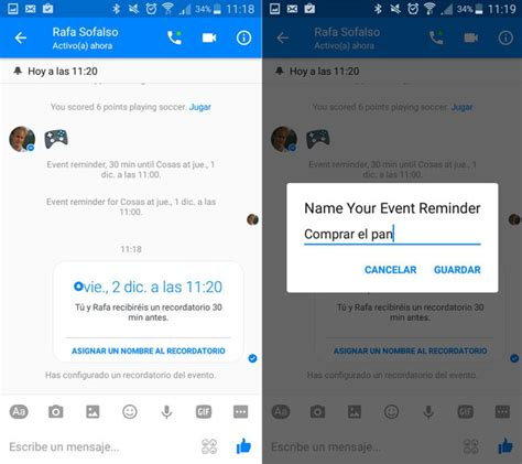 how to create event in facebook messenger on iphone how to create reminders in facebook messenger phoneia