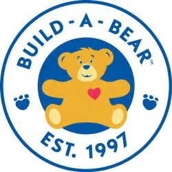 brand new new logo and identity for build a bear by idea
