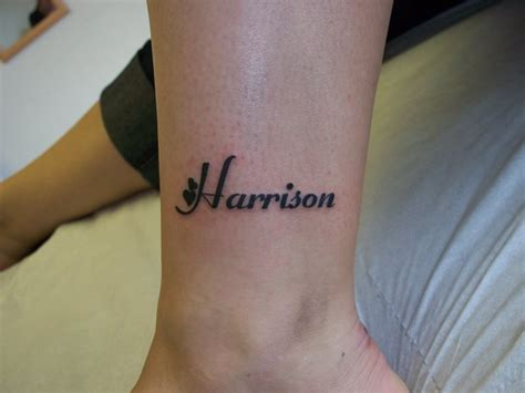 girlfriend name tattoo ideas script style name designs