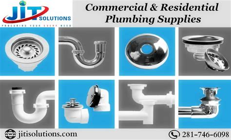 commercial and residential plumbing supplies electric