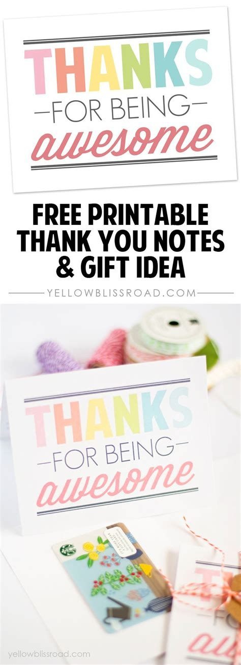 appreciation letter for birthday gift free printable thank you notes gift and