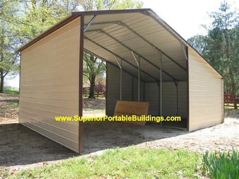 Superior Carports Inc by S B Carports Inc Building With Lean Tos 1 866 943 2264