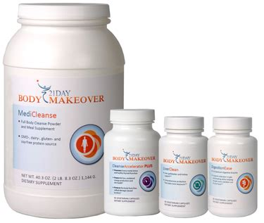 Detox Makeover by Is Cleansing Right For You 21 Day Makeover