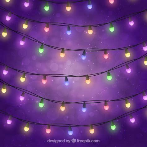 lights purple colored lights on purple background vector free
