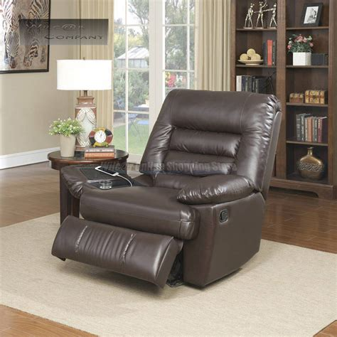 tall recliners memory foam lazy chair recliner big tall back massage