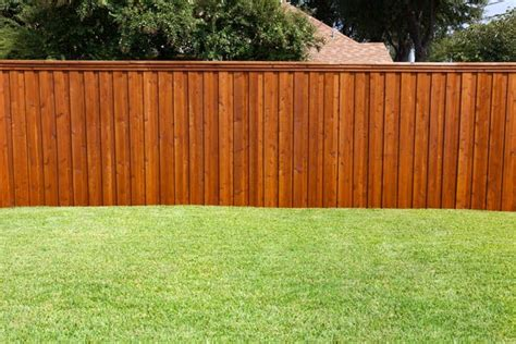 cost of backyard fence how much did it cost to build a wooden privacy fence