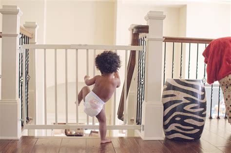 checklist for child proofing home