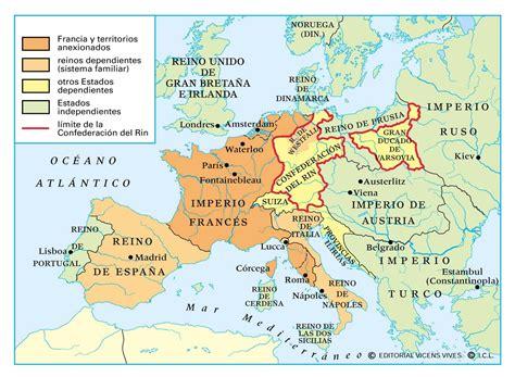 El Imperio Napole 211 Nico S Xix France Map Island Map Y