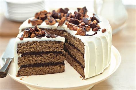 peanut cake chocolate peanut butter cake with cheese and