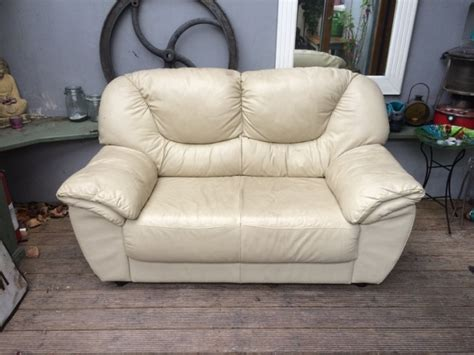 two person couch white leather two person couch for sale in dundrum dublin
