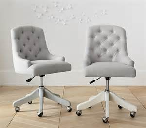 Which Desk Chair Is Best Lorraine Swivel Desk Chair Pottery Barn