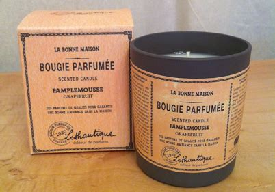 French scented candles ? grapefruit   Even & Odd ? modern