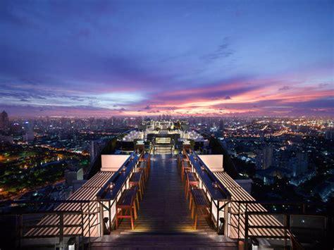bangkok roof top bar banyan tree bangkok thailand hotel reviews tripadvisor