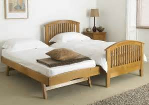 Hyder Clifton Guest Bed With Trundle Trundle Bed Conversion To King Size