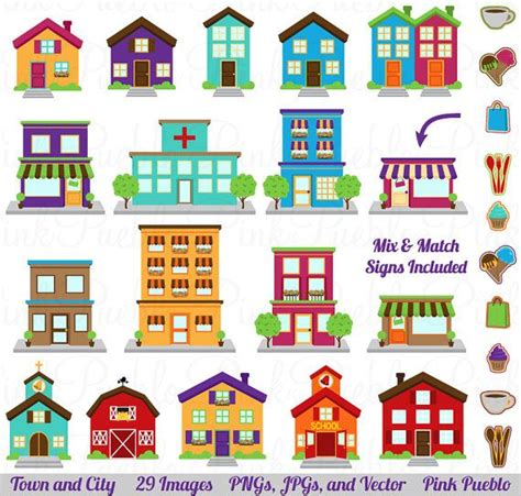 city house clipart clipart suggest