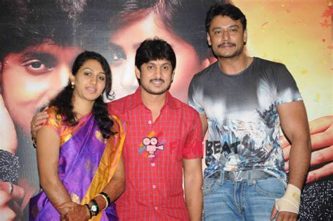 actor jai ganesh son kannada actor darshan family photos www pixshark