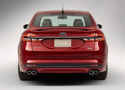 ford cars ford fusion v6 sport brings muscle to the party cars co za