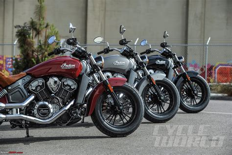 Indian Motorrad Forum by Indian Motorcycle To Make India Debut Team Bhp