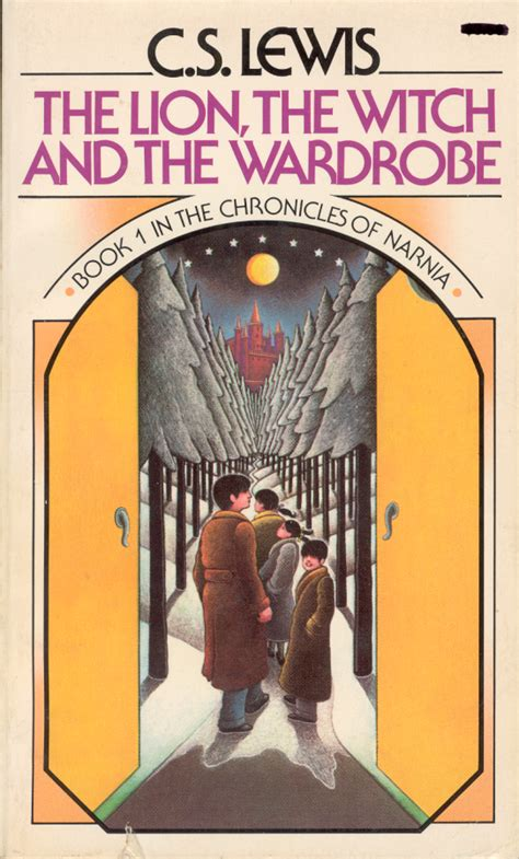 Witch Wardrobe Series by The The Witch And The Wardrobe By C S Lewis