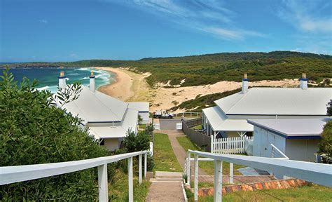 Seal Rocks Lighthouse Cottages by The Ten Best Cing Getaways From Sydney Concrete