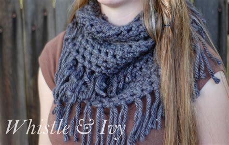 free crochet scarf patterns bulky yarn crochet and knit