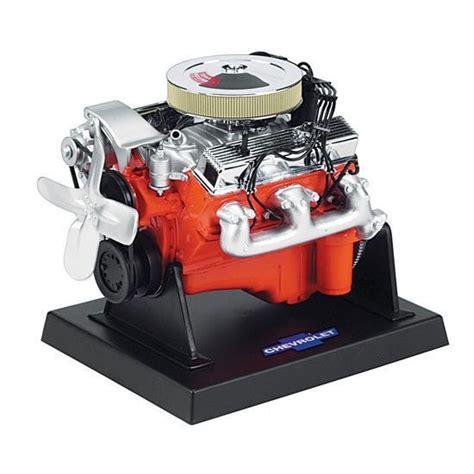 Die Cast Engine 1543 1 6 scale die cast small block chevy engine replica