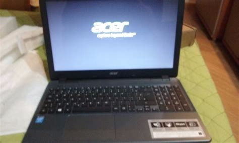 Laptop Acer Aspire Intel I7 notebook acer aspire e5 571 76k2 intel i7 8gb 1tb 15 6 num