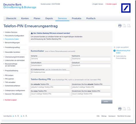 deutsche bank kontostand abfragen internetbetr 252 ger versenden mails im namen der deutsche