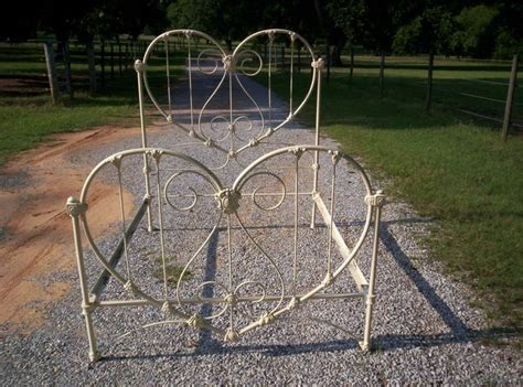 antique wrought iron headboards bed decor wrought iron love it bedroom ideas pinterest