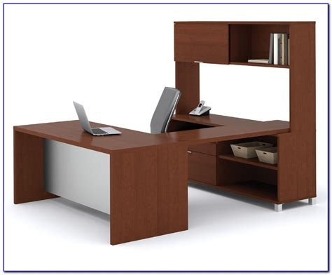 T Shaped Desk With Hutch Bestar U Shaped Desk With Hutch Desk Home Design Ideas K6dzmqjnj271758