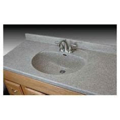menards bathroom countertops for main bath 31 quot x 22 quot riverstone quartz vanity top at