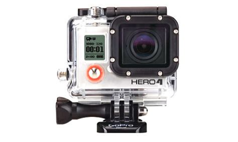 Gopro 4 Second gopro 4 specs price for 340 shoots 4k and 1080
