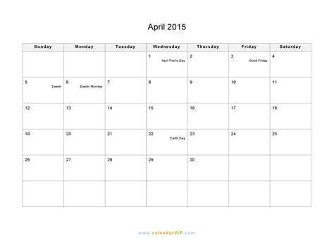doc template calendar word doc april calendar calendar template 2016