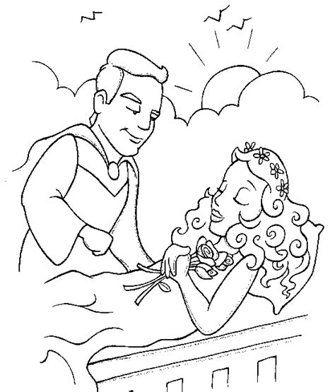 free coloring pages of fairy tales