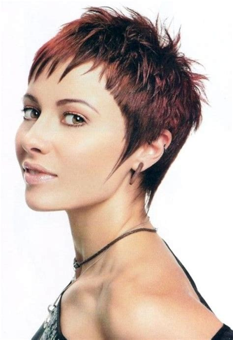 shaggy pixie haircut gallery pictures of short razored shag hairstyles on pintrest