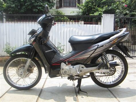 supra x tahun 2006 indonusa dijual cepat dengan harga murah honda