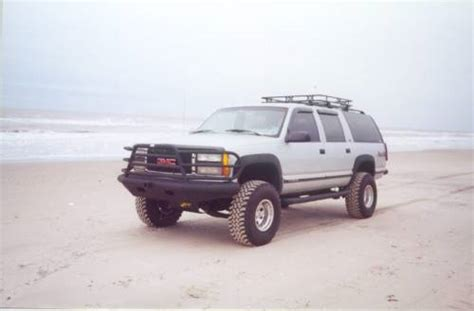 Tough Country Custom Deluxe Front Bumper Chevy 1999 02