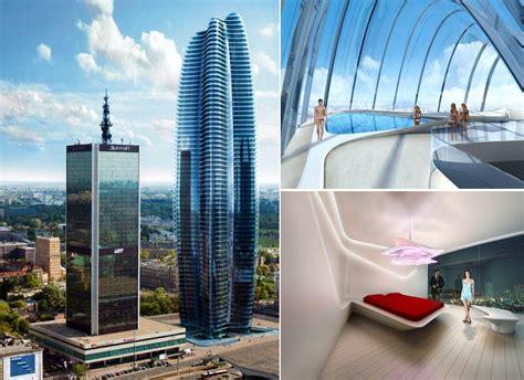 27 Meters In Feet warsaw lilium tower 843 feet 71 floors