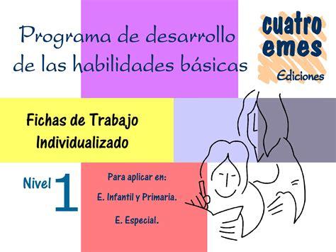 Imagenes De Habilidades Matematicas | 4 programas para trabajar las habilidades b 225 sicas 300