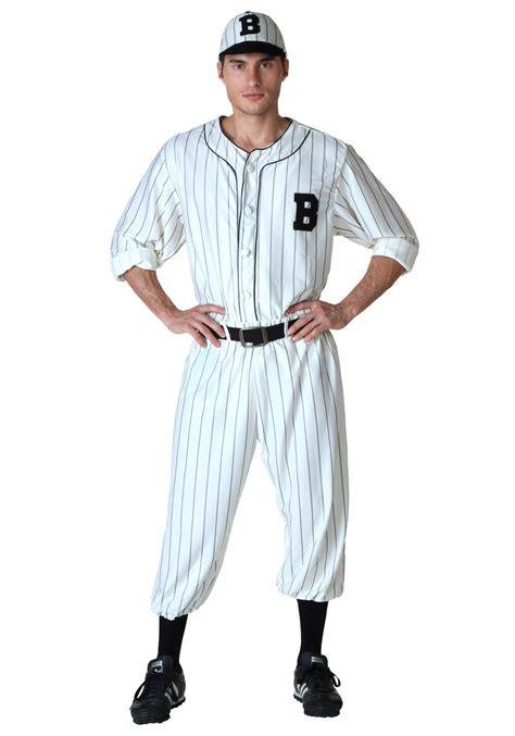 vintage baseball costume