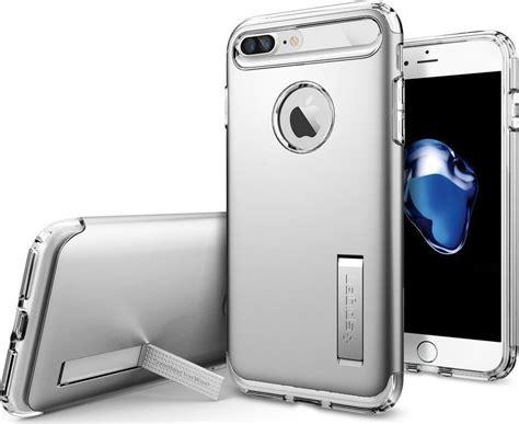 Spigen Slim Armor Iphone 7 Satin Silver spigen slim armor satin silver iphone 7 plus skroutz gr