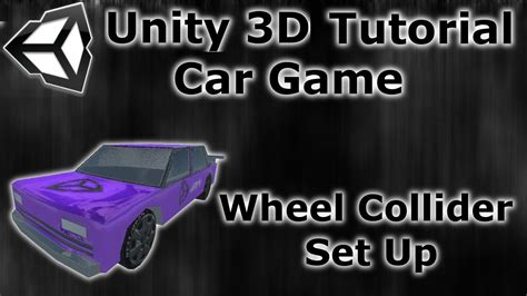 construct 2 car game tutorial 2 how to make a car game unity 3d tutorial setting