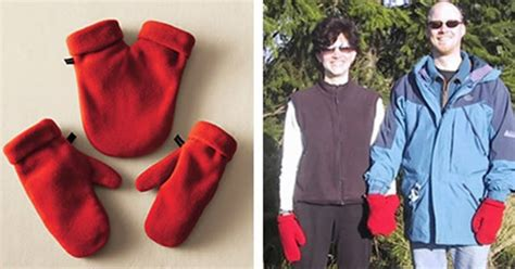 Smittens For Holding In The Cold by 10 Inventions For With Cold Oddee