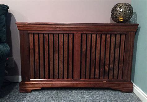 Handmade Radiator Covers - line radiator covers custom made radiator covers pa