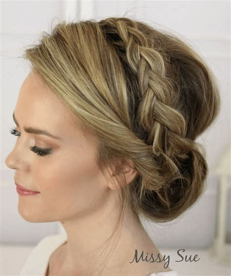 headband tuck hairstyle best 20 headband hair tuck ideas on pinterest headband